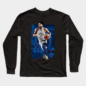 low priced f1ec9 6e0d3 Derrick Rose Long Sleeve T-Shirts | TeePublic