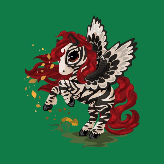 Pegasus Zebra