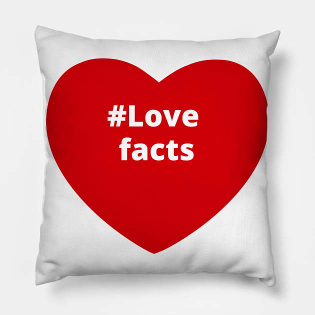Love Facts - Hashtag Heart
