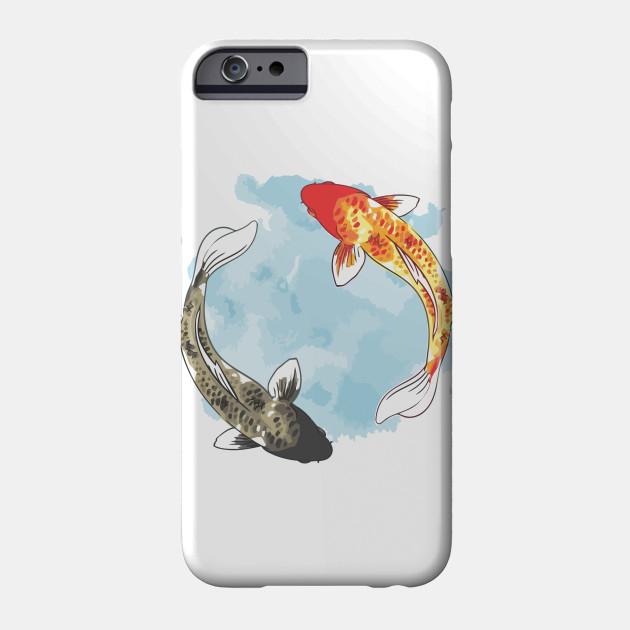 Yin Yang Koi - Avatar iphone 11 case