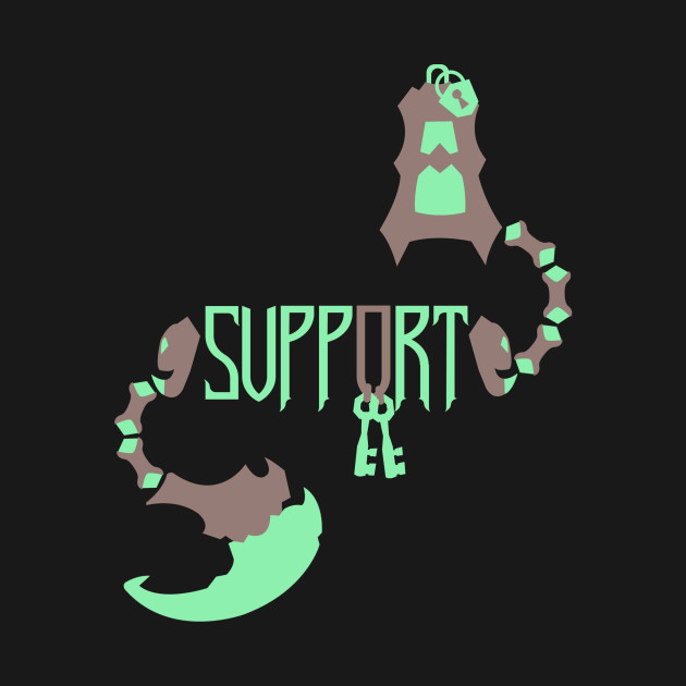 Image Gallery lol thresh support