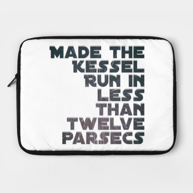 how to make the kessel run in 12 parsecs