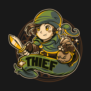 Thief t-shirts