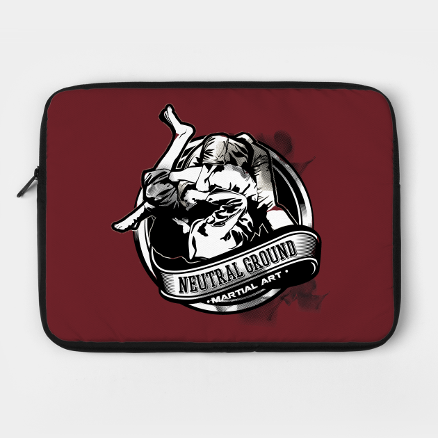 Neutral Ground, Martial Art - cool fighter Gift