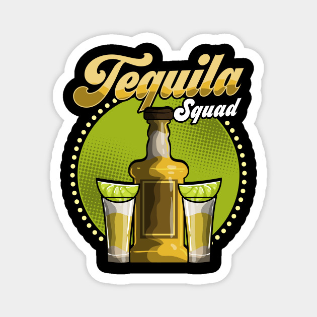 Cute Tequila Squad Margarita Drinking Drinkers