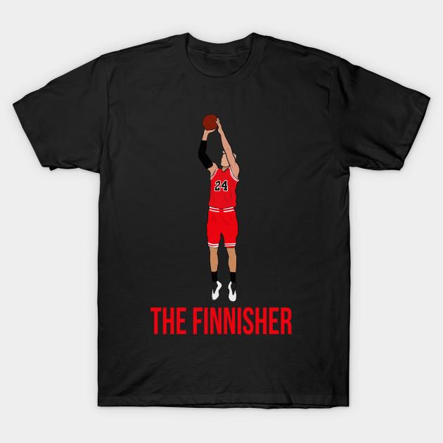 quality design e782f fec87 Lauri Markkanen 'The Finnisher' - Chicago Bulls