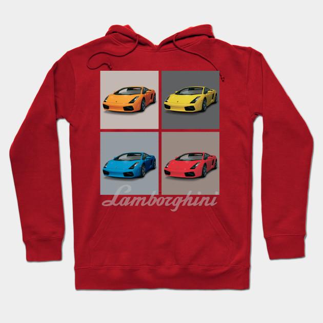 Lamborghini T Shirt Lamborghini Gallardo Hoodie Teepublic