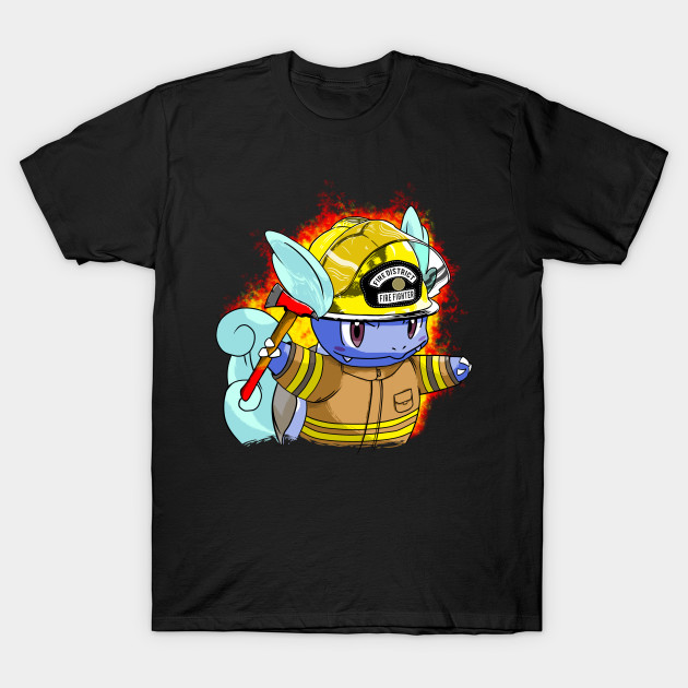 Fire Fighter Squirtles