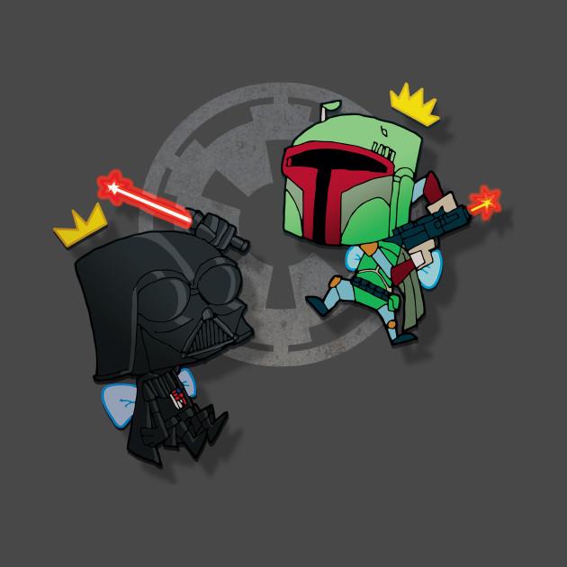 Fairly Odd Vader