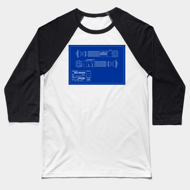 Return of the jedi blueprint jedi baseball t shirt teepublic 1353516 1 malvernweather Image collections