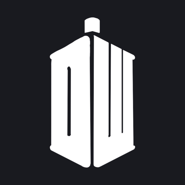 Doctor Who - DW logo