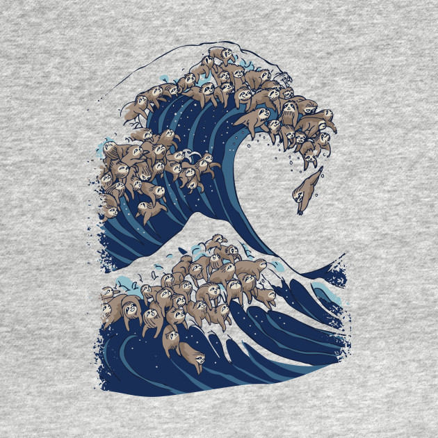 The Great Wave of Sloths