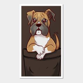Wonderful Boxer Chubby Adorable Dog - 2645913_0  HD_595755  .com/teepublic/image/private/s--kTHQOqQ0--/c_crop,x_10,y_10/c_fit,h_1386/c_crop,g_north_west,h_1260,w_709,x_-25,y_-46/co_rgb:42332c,e_colorize,u_Misc:One%20Pixel%20Gray/c_scale,g_north_west,h_1260,w_709/fl_layer_apply,g_north_west,x_-25,y_-46/bo_32px_solid_white/e_overlay,fl_layer_apply,h_1260,l_Misc:Art%20Print%20Bumpmap,w_709/e_shadow,x_6,y_6/c_limit,h_1134,w_1134/c_lpad,g_center,h_1260,w_1260/b_rgb:eeeeee/c_limit,f_auto,h_285,q_90,w_285/v1525227081/production/designs/2645913_0