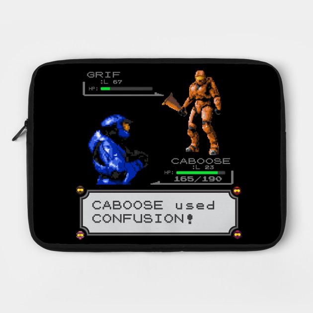 Caboose vs Grif