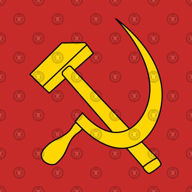 soviet hammer and sickle