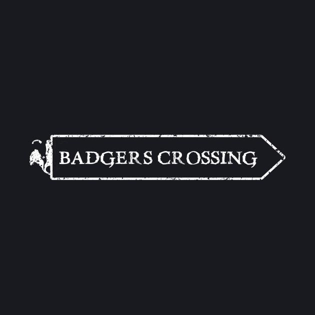 Badgers Crossing (Logo)