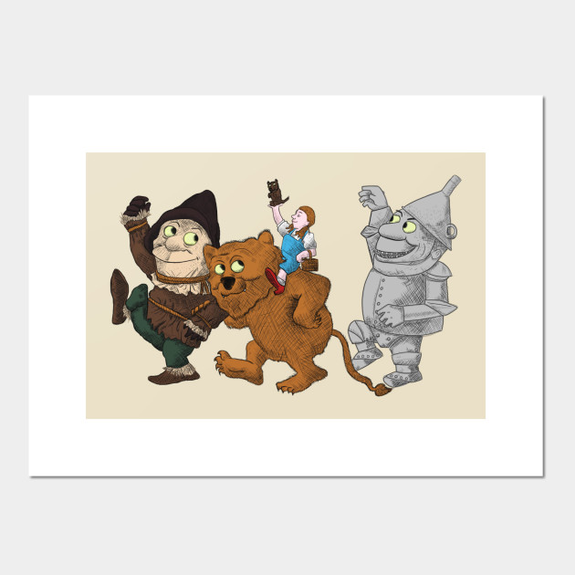 Where the Friends Things Are - Where The Wild Things Are - Posters ...