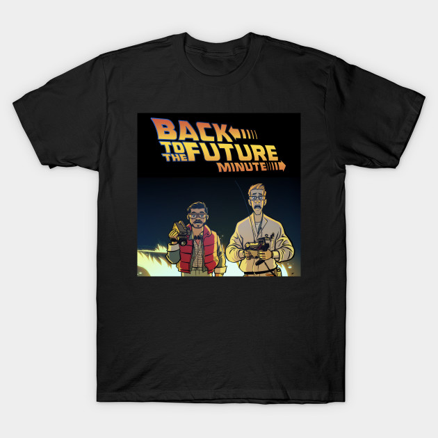 Back to the Future Minute Logo