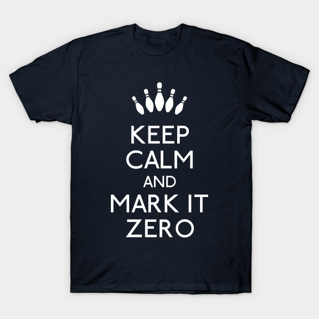 Mark it zero (white)