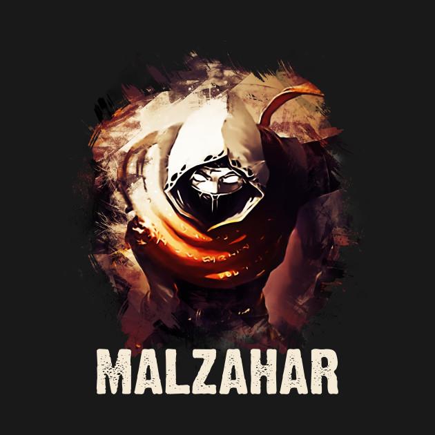ccf1e0eb League of Legends MALZAHAR - League Of Legends - T-Shirt | TeePublic