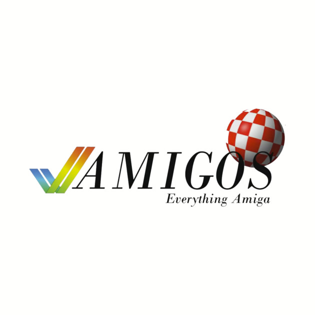 Amigos: Everything Amiga