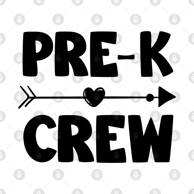 Pre-k Crew