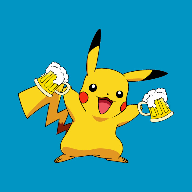 Pikachu Used Party!