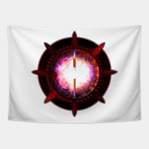 Sword Of Flames Jewel
