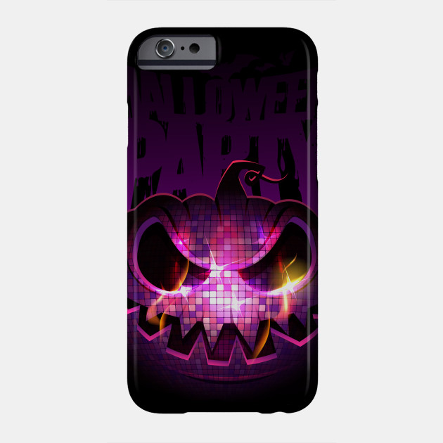 Halloween, Happy Halloween Day Phone Case