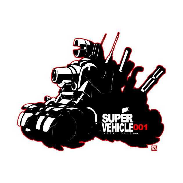 SUPER VEHICLE 001