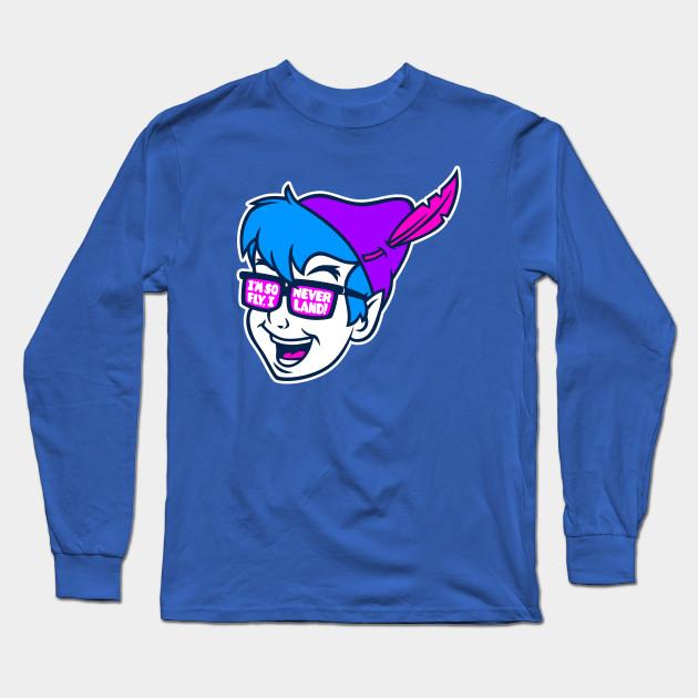c1a0e33a7 I'm So Fly - Neverland - Long Sleeve T-Shirt | TeePublic