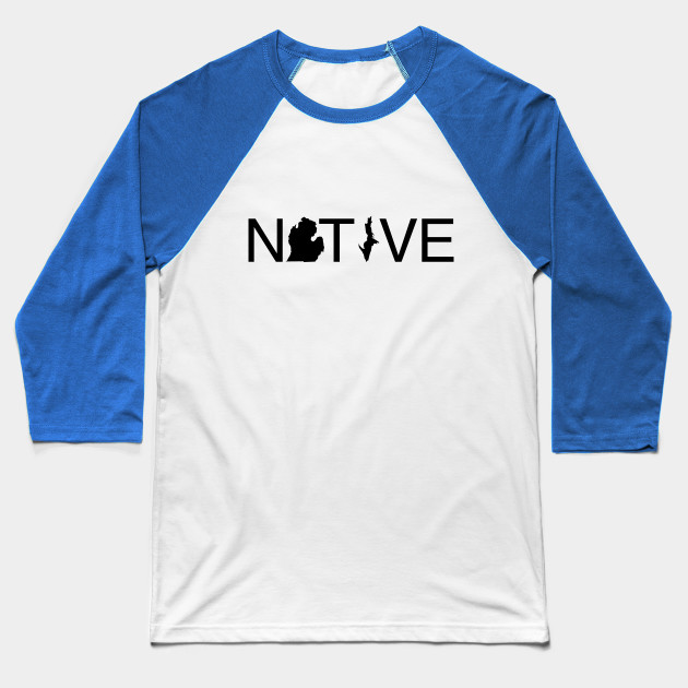 Native Baseball T-Shirt