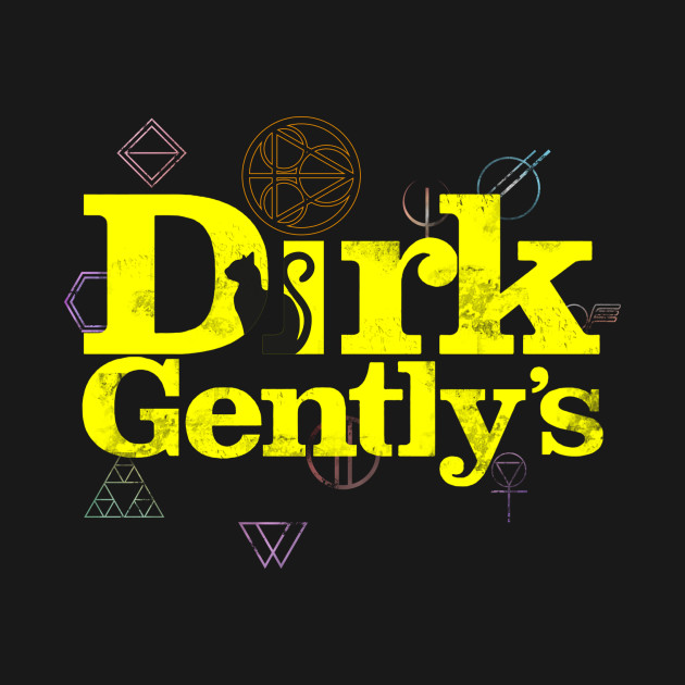 Dirk Gently - Holistic Detective Agency