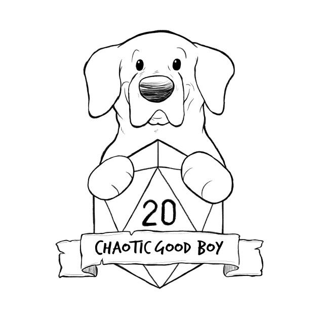 Chaotic Good Boy