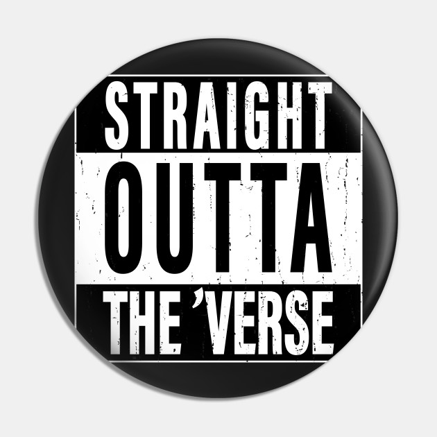 Straight Outta the Verse
