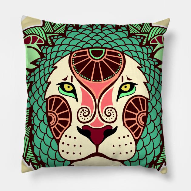 Lion Leo Zodiac Sign