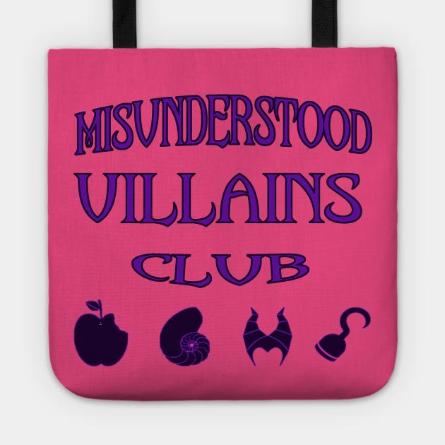 Misunderstood Villians Club