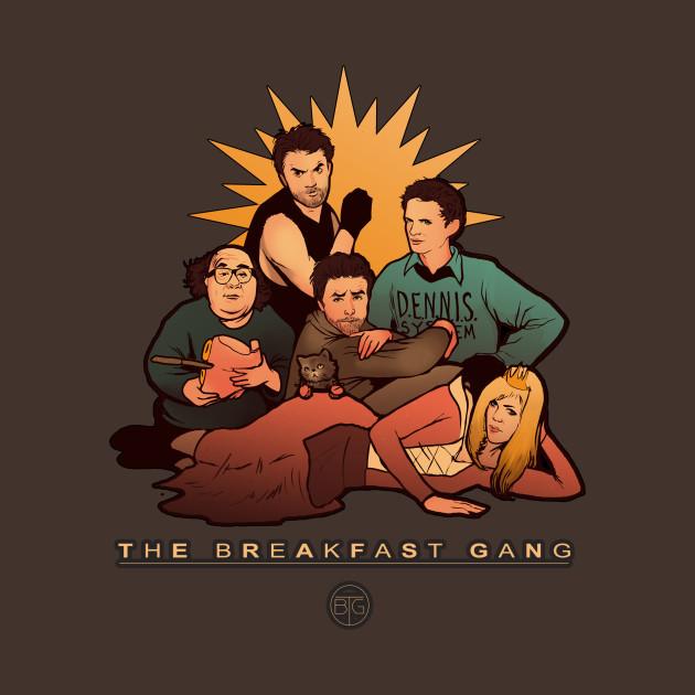 The Breakfast Gang T-Shirt