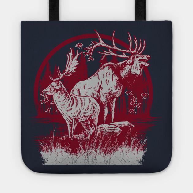 Big Bucks: Wildlife and Outdoors Design