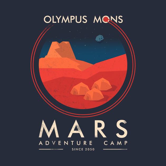 Mars adventure camp