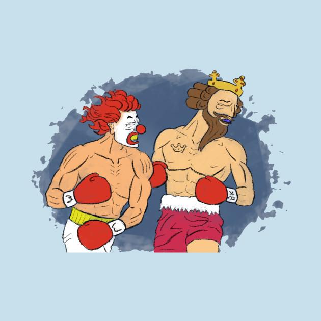 Ronald vs The King