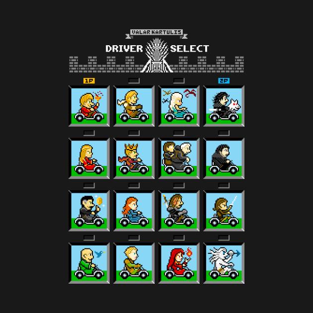 Game Of Karts T-Shirt