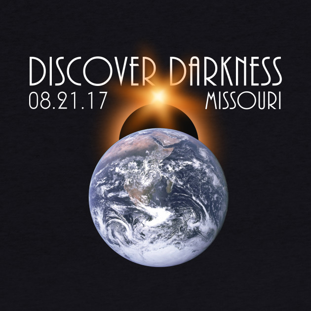 Discover Darkness - Path of Totality Missouri - Total Solar Eclipse 2017
