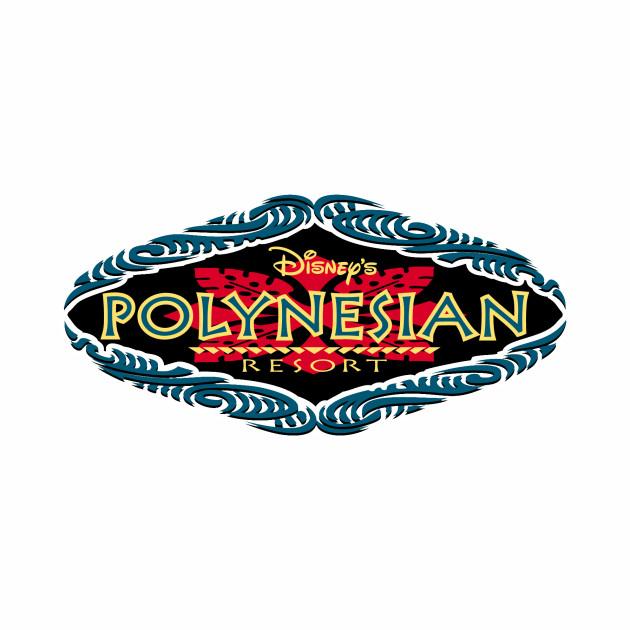 Retro Polynesian Resort Logo