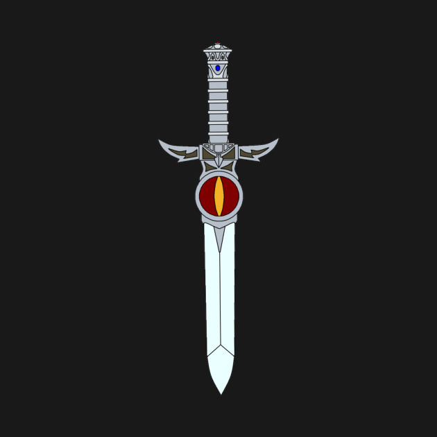 Beyond The Omens: Sword Of Omens - Ninjanerdshirts - T-Shirt