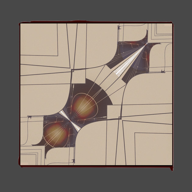 Retro sci-fi instrumental bug - Retro - T-Shirt | TeePublic