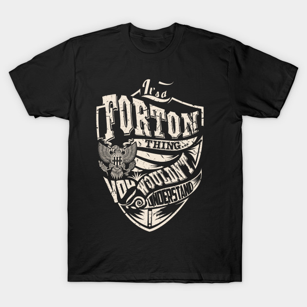 Its A FORTON Thing