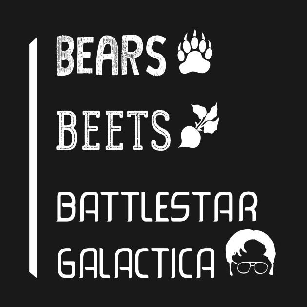 Bears Eat Beets
