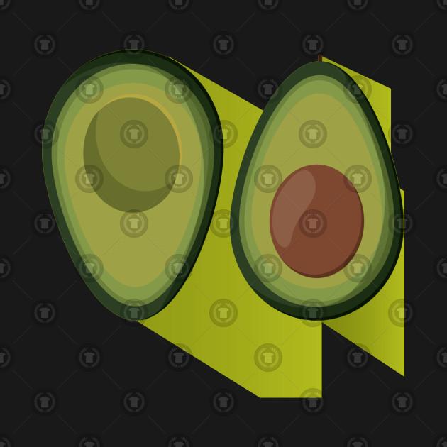 Fruits Avocado Icon