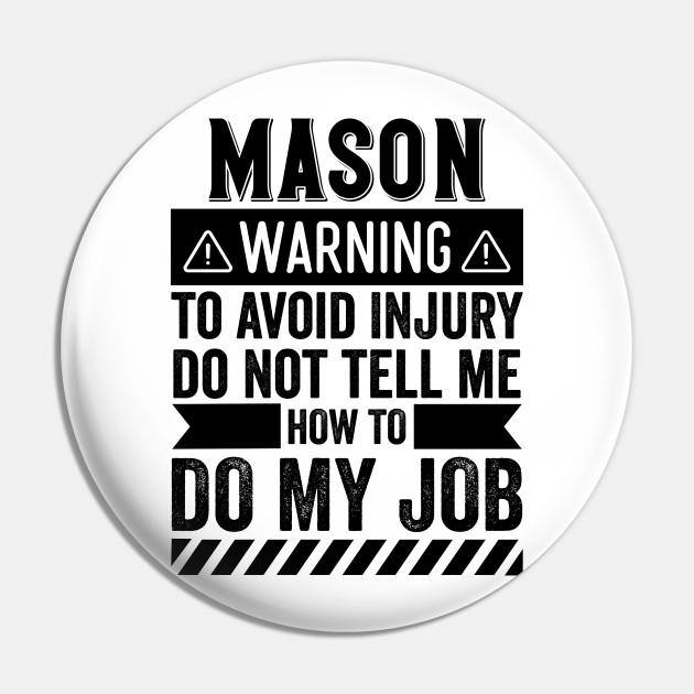 Mason Warning